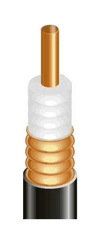7/8″ Low Loss Cable – RF Optix